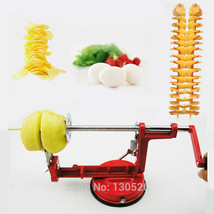 flowerherd 1Set Tornado Spiral Twist Cutting Machine Potato - $39.95