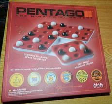 Pentago 2005 The Mindtwister Game USA MENSA Select Award Winning Board Game - $12.00