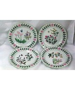 Godinger Florals Set Of 4 Salad Plates - $15.74
