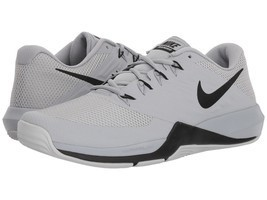 Men's Nike Lunar Prime Iron II Training Shoes, 908969 010 Multi Sizes Grey/Black - $79.95