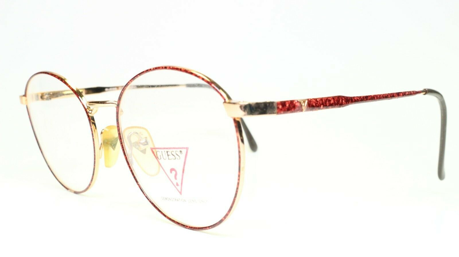 Primary image for NEW AUTHENTIC GUESS GU 300  BRM BROWN EYEGLASSES FRAME GU300 RX 54-20