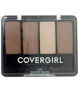 Covergirl Eye Enhancers Eyeshadow 4 Kit, Country Woods, 4 Colors - $5.52