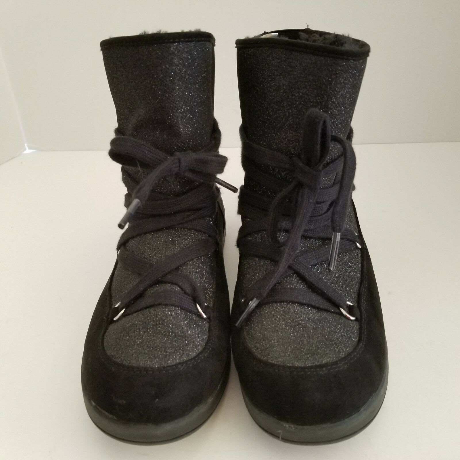 eaedcaf61501f Airwalk Pixie Ankle Boots GIrls 6 Black and 50 similar items