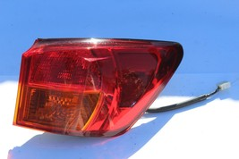 LEXUS IS250 REAR RIGHT PASSENGER SIDE OUTER TAILLIGHT  C933 - $198.00