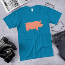 Pro pig t-shirt / pig T-Shirt / made in USA  image 5