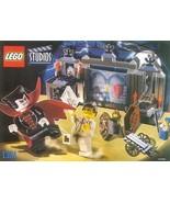 Lego Studios #1381 Vampire's Crypt New Sealed - $307.62