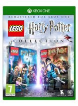 LEGO Harry Potter Collection XBOX ONE NEW Sealed Years 1 to 4 and 5 to 7 Fast - $27.16