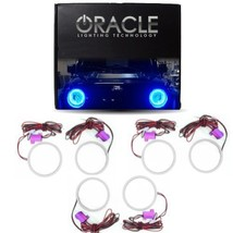 Oracle Lighting CA-ES0710P-B - Cadillac Escalade Plasma Halo Headlight R... - $226.95