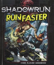 Shadowrun: Run Faster (sc) #hge - $51.89