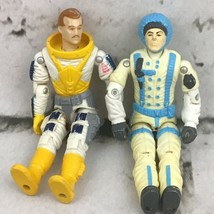 Vintage 1987 1990 GI Joe Jointed Cable Action Figures Collectible Toys B... - $19.79