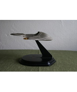 Franklin Mint Pewter Star Trek Ferengi Marauder Ship - $247.25