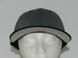 OC Sports TGS1930X Proflex  Flat Visor Cap Dark Grey Black image 1