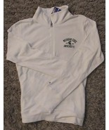 Champion Michigan State Fleece Pullover in Sz X-Large in White - $29.69
