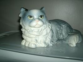 Vintage GOEBEL  Porcelain CAT Figurine W Gemany L G - $29.69