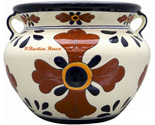 90386 ceramic talavera mexican hand painted planters 1 size1 thumb155 crop