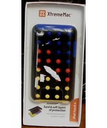 Xtreme Mac iPod Touch 4 Snap One Case - Two Layers - BRAND NEW IN PACKAGE - $7.91