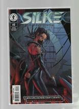 Silke #2A - February 2001 - Dark Horse Comics - Tony Daniel - Cyber Cover. - $0.97
