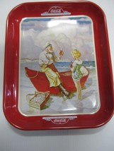 "Coca-Cola ""Sea Captain""  MetalTray - NEW - $11.39"