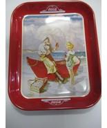 """Coca-Cola """"Sea Captain""""  MetalTray - NEW - $11.39"""