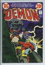 The Demon #5 Original DC Comic Book from 1973 Jack Kirby / Jason Blood - $11.69
