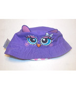 Ferbie Toddler Girls Sun Hat Reversible One Size Fits Most Toddlers NWT - $6.25