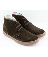 Mens Stacy Adams Wyler Chukka Boot - Brown Suede, Size 10.5 M US - £72.54 GBP