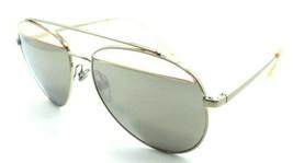 Alain Mikli Sunglasses A04004 008/6G 58-16-135 Paon Buff / Brown Mirror ... - $85.36