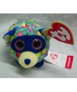 "TY Teenie Boos RUGGER THE RACCOON 3"" Plush STUFFED ANIMAL Toy NEW McDona... - $14.85"