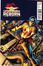 Captain America Reborn #3 (of 5) Marvel Comics 2009 Ed Brubaker; Bryan H... - $4.99