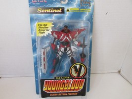 "MCFARLANE 13106 ACTION FIGURE YOUNGBLOOD SENTINEL NEW 5.75""  L80 - $7.83"