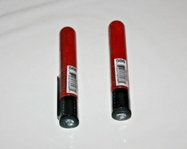 Hard Candy Lip Def Lip Lacquer! 586 Red Stiletto ~ Lot Of 2 New & Sealed! - $9.49