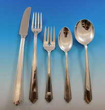 Park Avenue by Manchester Sterling Silver Flatware Service Set 60 pc Gri... - $3,600.00