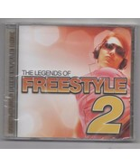 Freestyle Legends Vol.2 CD George lamond, TKA, Sweet Sensation, Stevie B... - $14.45