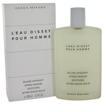 Leau Dissey (issey Miyake) By Issey Miyake After Shave Balm 3.4 Oz 460235 - $80.19