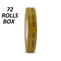 "72 rolls 1/2"" ATG Adhesive Transfer Tape (Fits 3M Gun) Photo Crafts Scra... - $168.29"