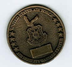 USAF Air Mobility Command AMC Challenge Coin Air Force Warfare Center - $20.00