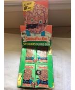 1987 Topps Garbage Pail Kids GPK Original 10th Series Wax Box 48 Unopene... - $249.95