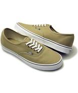 Vans Authentic Canvas~ Elmwood True White ~ classic skate shoes ~ new in box - $39.99
