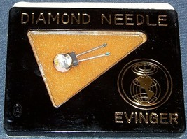PHONOGRAPH RECORD NEEDLE for RCA RMP-200-2 200-3 200-4 2906DS 643-DS73 2906DS image 1