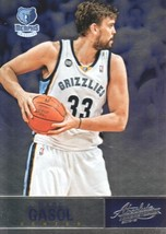 2012-13 Panini Absolute #87 Marc Gasol NM-MT Grizzlies - $1.50