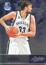 2012-13 Panini Absolute #87 Marc Gasol NM-MT Grizzlies - $1.50