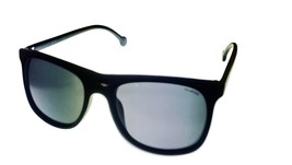 Converse Black Mens Sunglass Rectangle Plastic, Light Smoke Polarized Lens H057 - $22.49