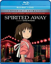 Spirited Away [Blu-ray+DVD] (2001) New