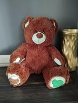 Build A Bear Girl Scout Cookies Thin Mints Soft Plush Bear 14 Inch BAB Teddy - $11.64