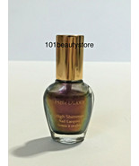 ESTEE LAUDER High Shimmer Nail Lacquer 0.2oz - RED LIGHTS **NEW.PLEASE R... - $11.87