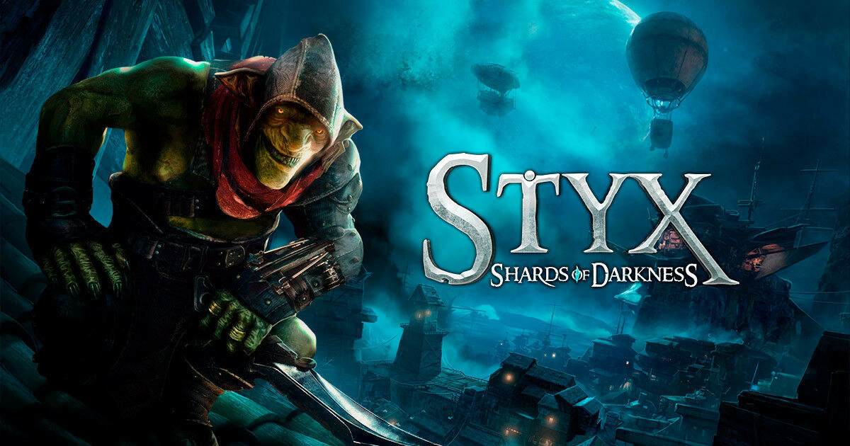 Primary image for Styx Shards Of Darkness PC Steam Key NEW Download Game Fast Region Free