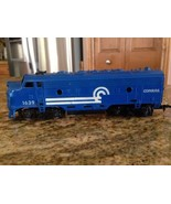 Conrail EMD F7 Locomotive  #1639 Collectible! HO Scale Blue Vintage See ... - $29.69