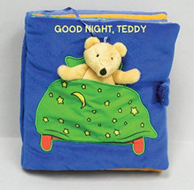 Good Night, Teddy (Rag Book) - $21.95