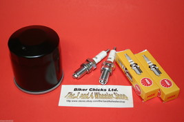 KAWASAKI 08-13 Teryx 750 Tune Up Kit NGK Spark Plug & Oil Filter - $23.45