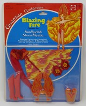Mattel 1978 Guardian Goddesses Blazing Fire Outfit SEALED - $142.49